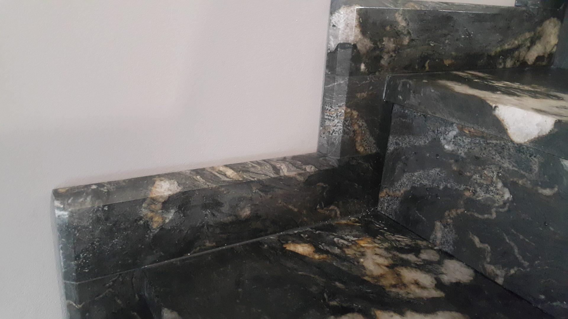 Kamienne schody granitowe